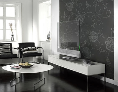 Make your TV look fab in your living room