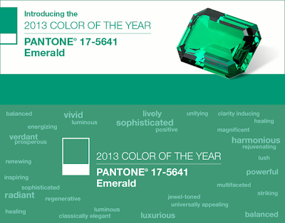 Colours for your home: green