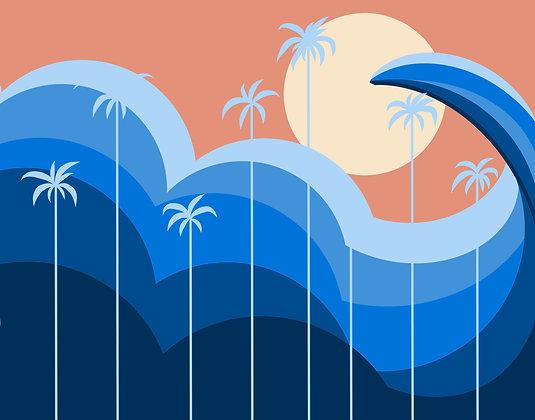 A.Bay Wave