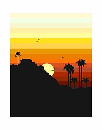 Kohala Sunset