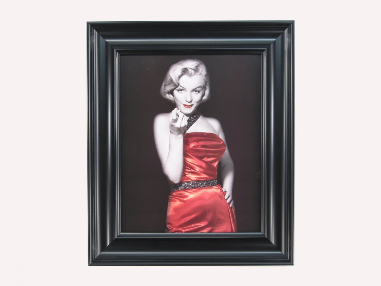 Marilyn in Red 1
