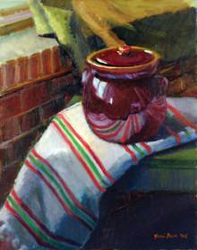Pot by Window