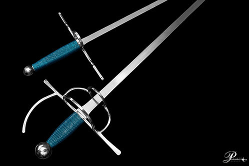 Bolognese set - Basic Sidesword and Simple Parring Dagger