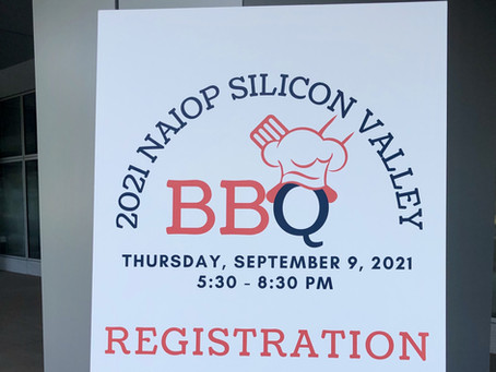 NAIOP Commercial Real Estate Association BBQ 2021- We're Back!