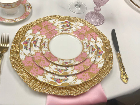 Tea Party Bridal Shower Fit for a Queen.