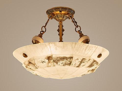 Marble Ceiling Light
