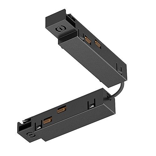 Universal rail angle connector