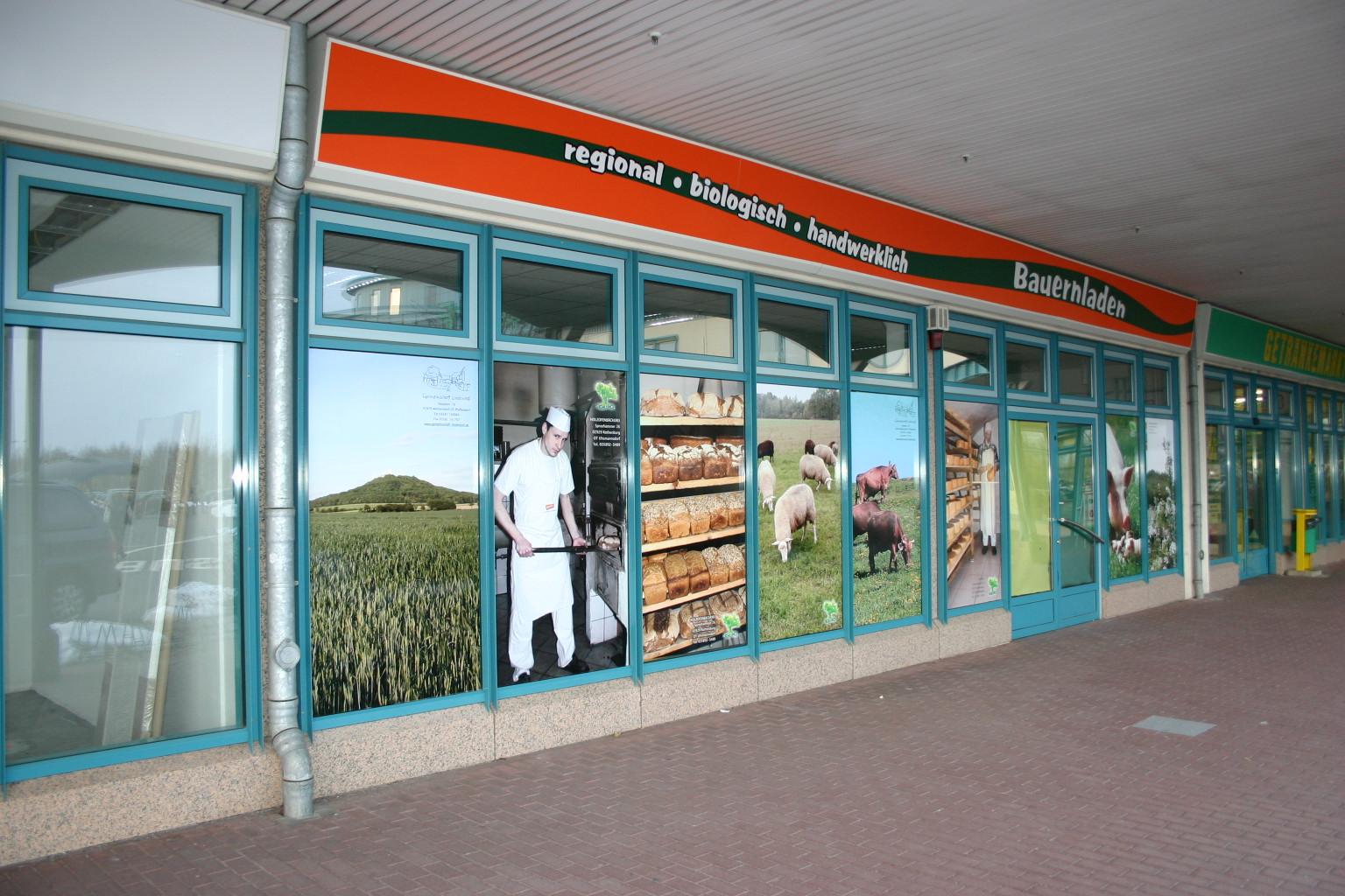 Fenster im Digitaldruck