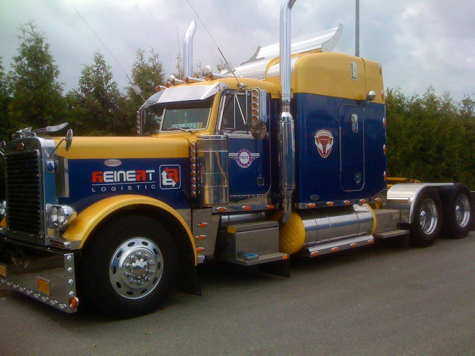 American Truck Beschriftung