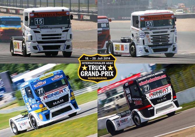 Truck Racing - unsere Leidenschaft :-))