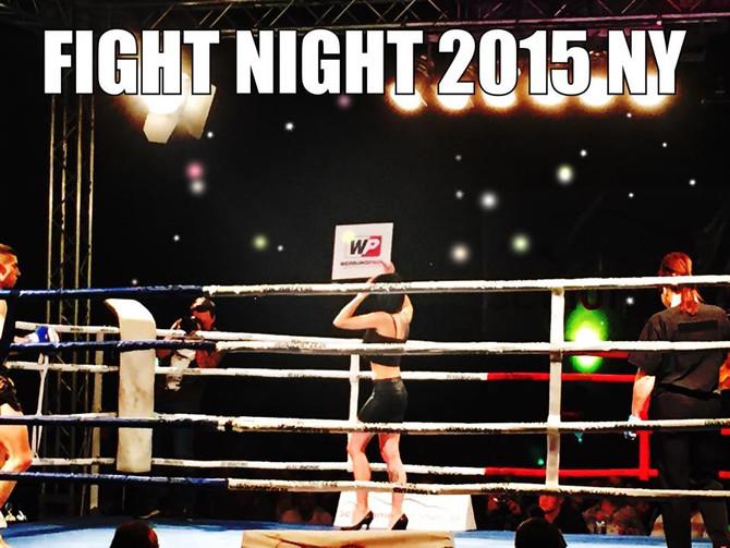 FIGHT NIGHT 2015 NY