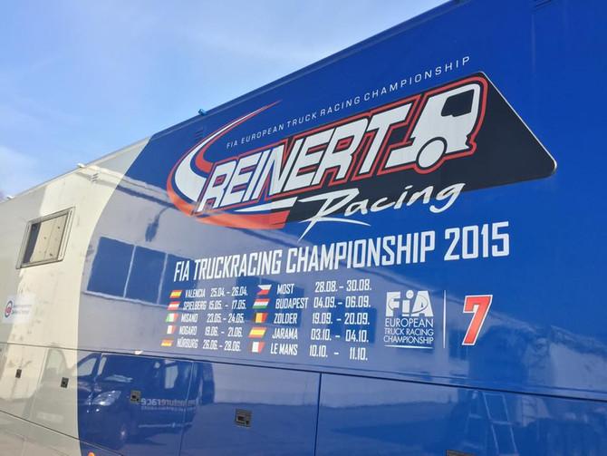 Truckracing 2015 - die neuen Termine