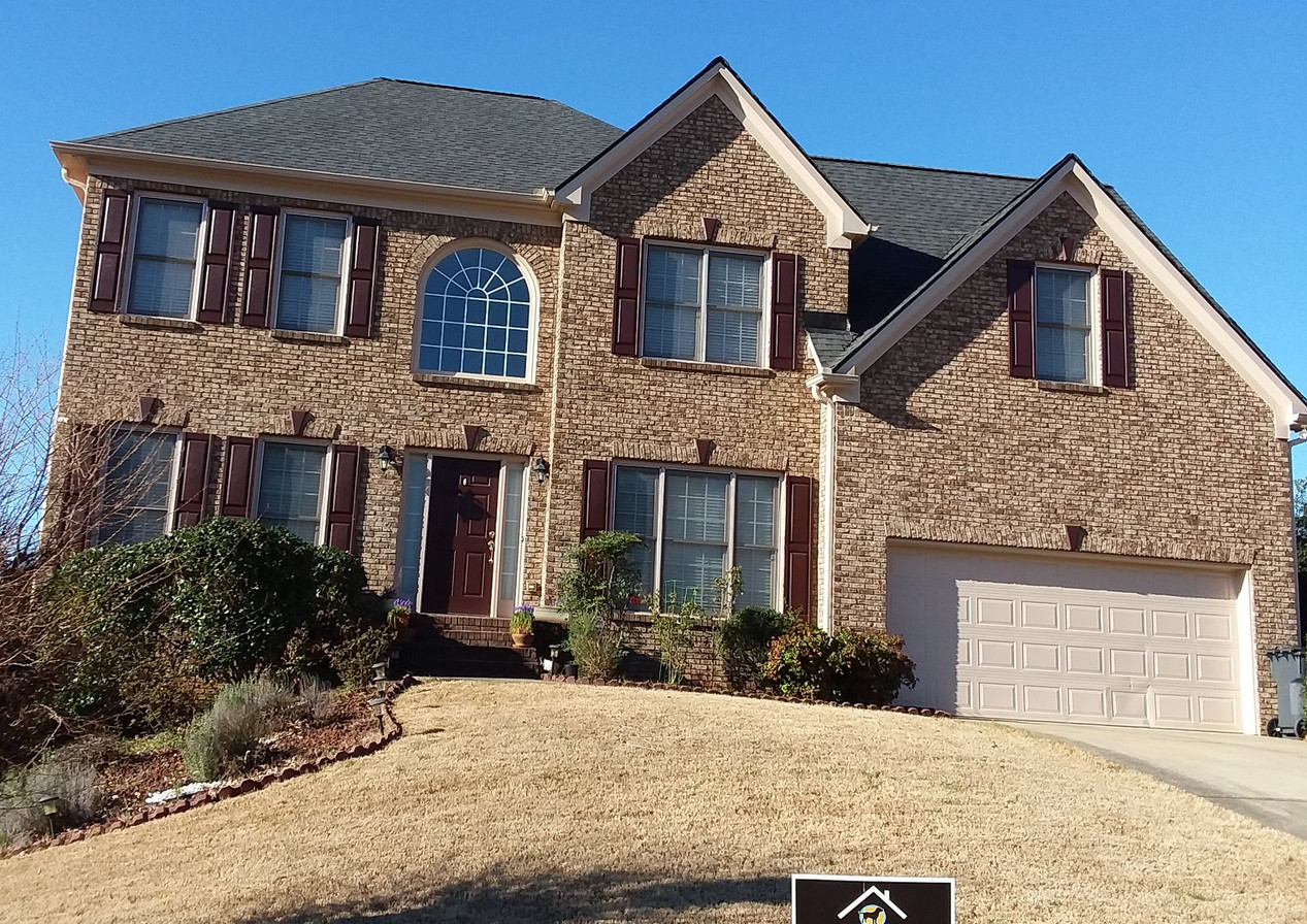 Buford - another beautiful roof built by TOP DOG Roofing