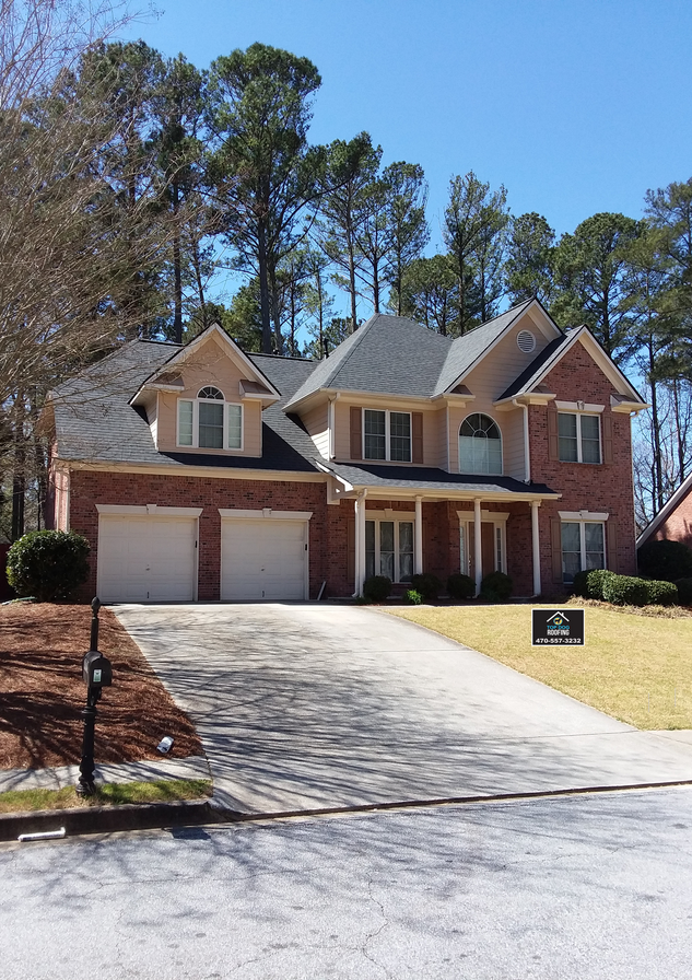 Lilburn - Another beautiful roof built by TOP DOG Roofing
