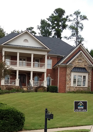 Suwanee - Another beautiful roof built by TOP DOG Roofing