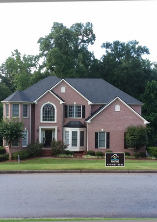 Lithonia - another beautiful roof built by TOP DOG Roofing