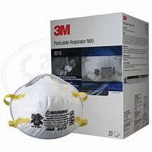 3M N95 8210 Respirators(Pack of 20Pcs)