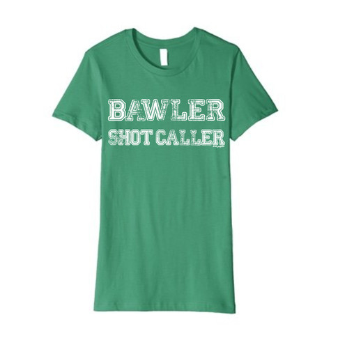 Sensitive Bawler - Shot Caller T-Shirt