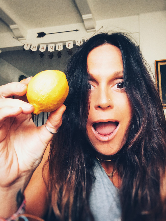 Lemons Boost Brain Power