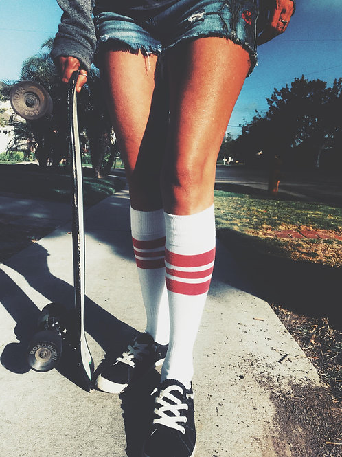 #BigMood Retro Tubesocks
