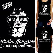 Brain Gangster T-Shirts