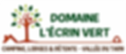Logo Domaine l'Ecrin Vert fond blanc.png
