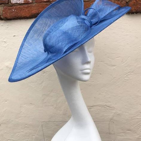 Sky Blue Hat