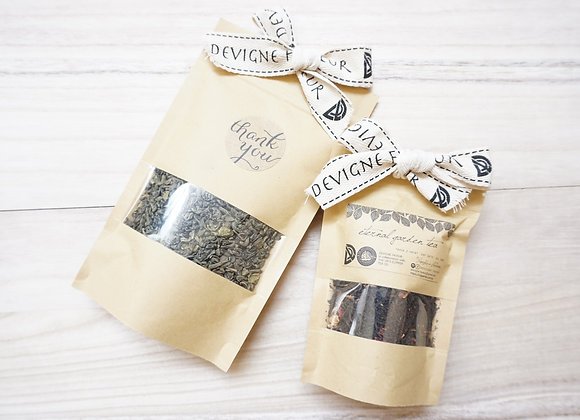 Tea Pouch (Small or Medium size)