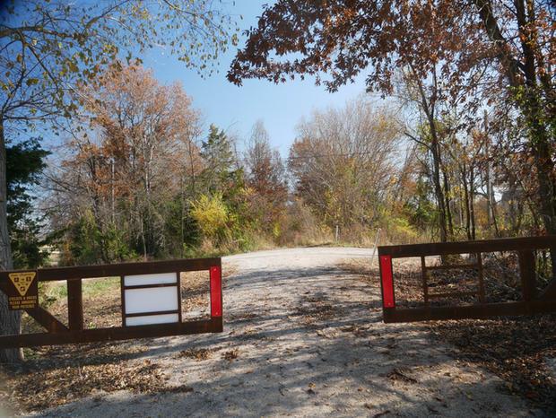 The beginning of the Rock Island Corridor