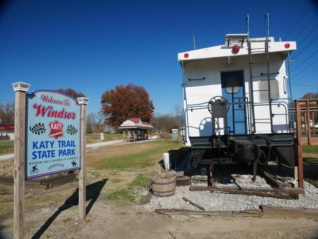 The Windsor Trailhead