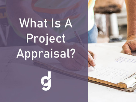 What Is A Project Appraisal?