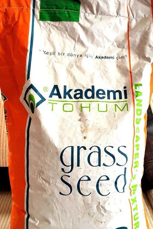 Akademi Grass Seed 10kg 6'lı Karışım