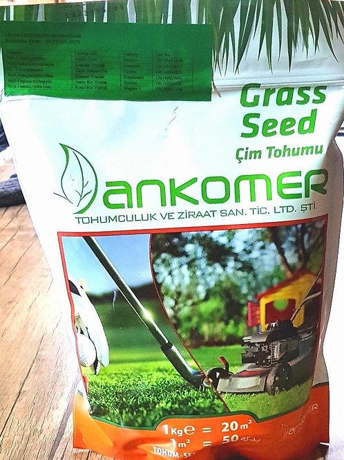 Ankomer Çim Tohumu 6lı Karışım 1kg