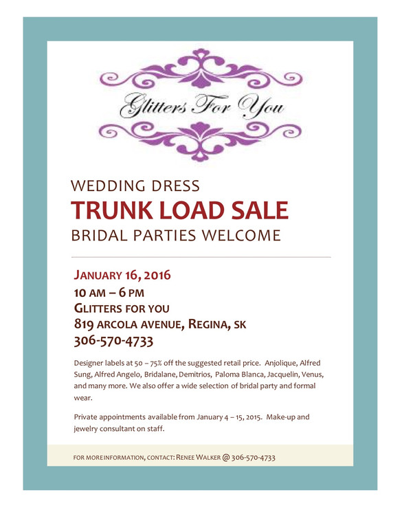 Exciting Event For Brides To Be