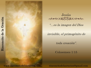 Jesús, ¿Un ser creado?