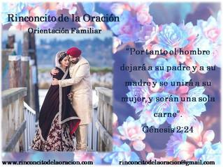 Orientación Familiar - Analizando Génesis 2:24