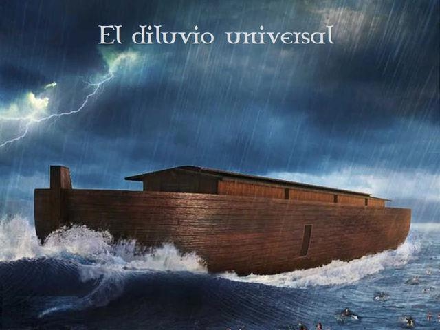 ¿Cuánto recuerdas sobre Noé?