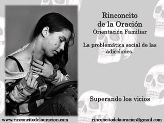 La problemática social de las adicciones.  Superando los vicios