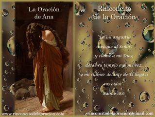 La Oración de Ana