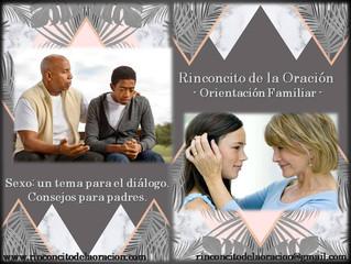 Orientación Familiar - Educando a nuestros hijos en sexualidad.