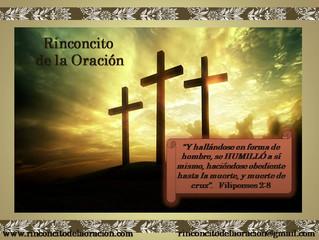 """""""Qué significa de que Jesús, haya renunciado a sí mismo""""."""