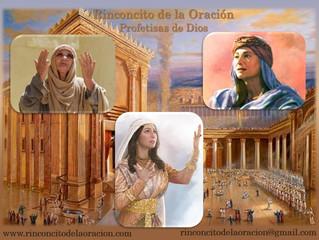 ¿Hubo profetisas en las Sagradas Escrituras?
