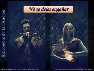 ¡No te dejes engañar! - Do not be fooled!!