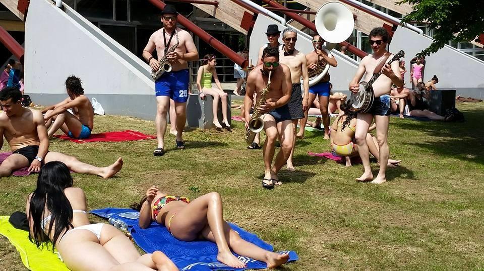 Célébration piscine Las Mnéville
