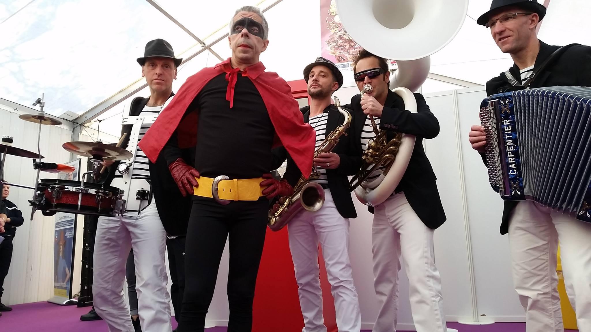 Festival Bédéciné de Ilzach