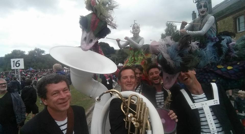 Top fanfare Chassepierre 2016