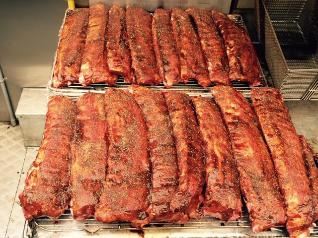 RIBS FOR DAYS