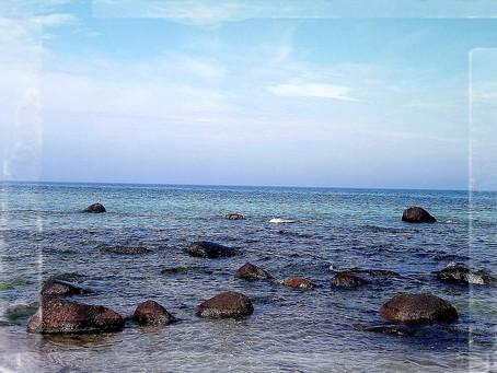Eine Augenreise ans Meer