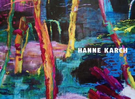 Wälder voller Farben von zwei Künstlerinnen