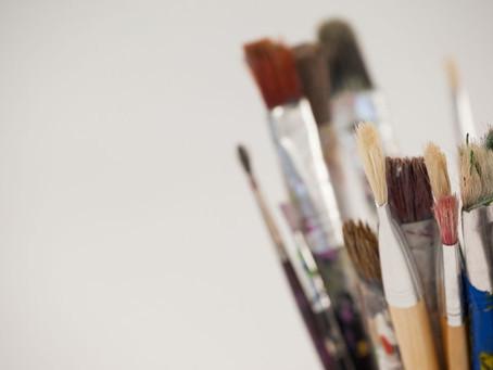 """""""Alles kann gemalt werden, ohne dargestellt zu werden."""" (Agnes Martin)"""
